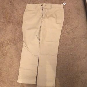 Other - New Slim Flex Chinos for Men Old Navy 32x30